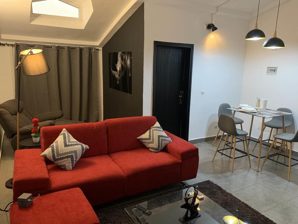 appartement Lux Angre 8e