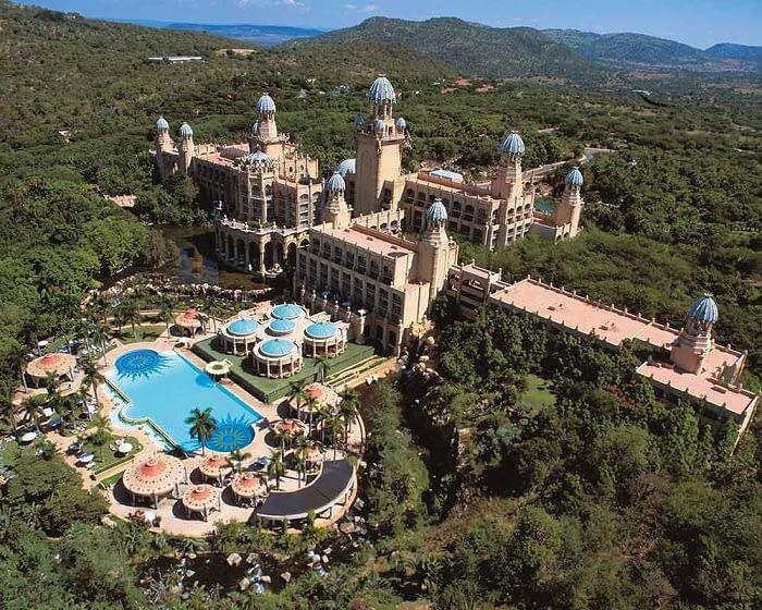 Top 5 des plus beaux Hotels d'Afrique
