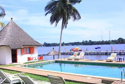 Maria resort Ile Boulay