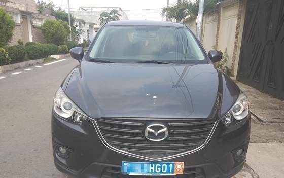 Location Mazda CX5