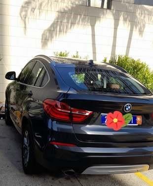 LOCATION DE BMW X4