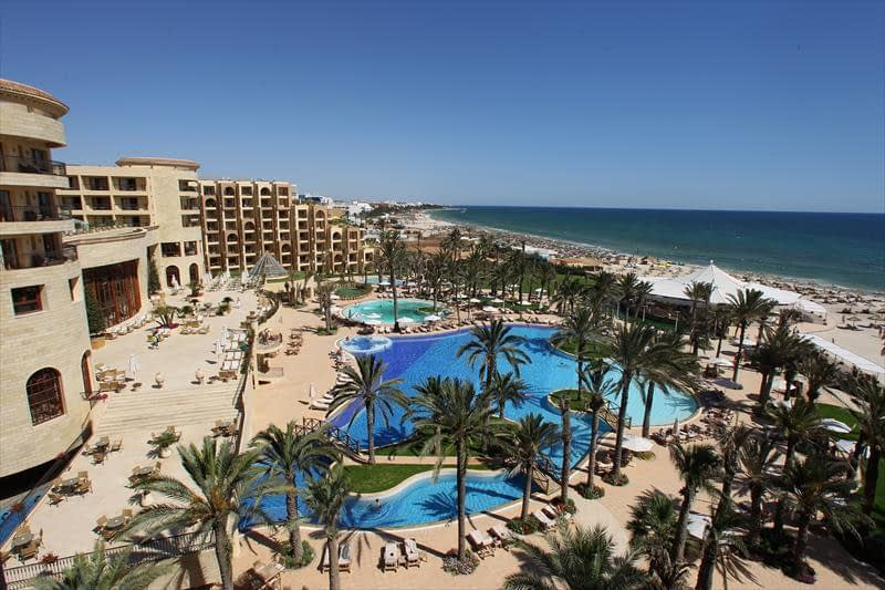2. Tunisie : Mövenpick Resort & Marine Spa House
