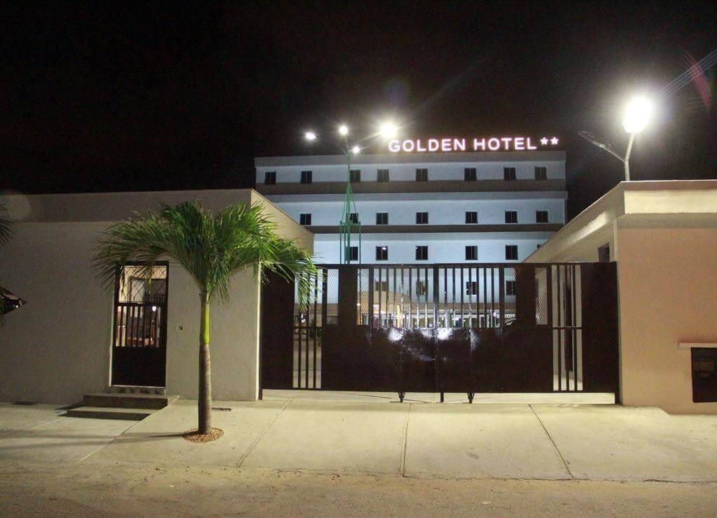Golden Hôtel