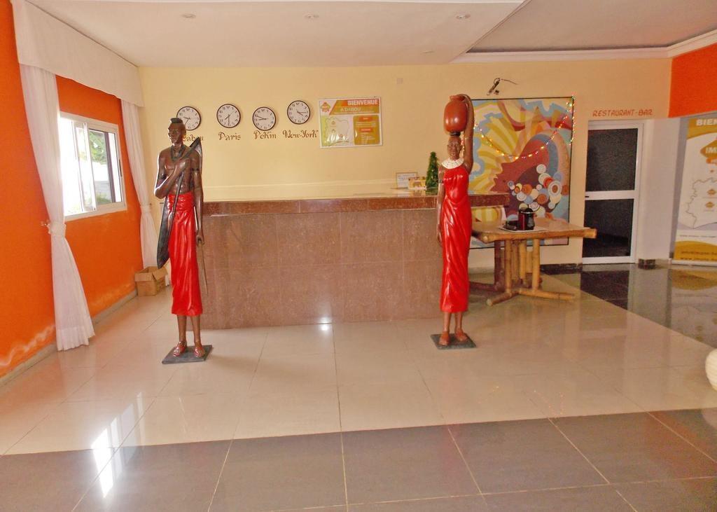 Imans Hotel Dabou