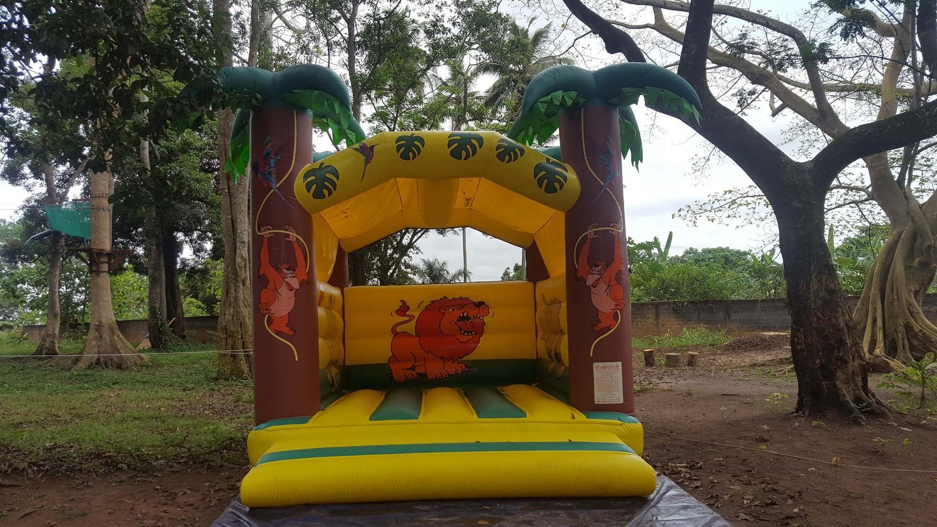 Parc Aventure de Bonoua