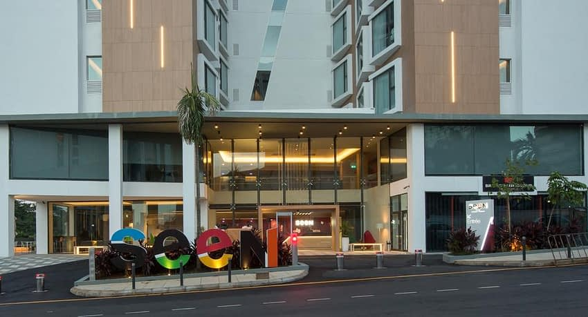 Seen Hotel Abidjan