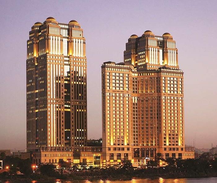 3. Égypte : Hôtel Fairmont cité du Nil