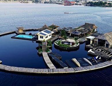 Île flottante