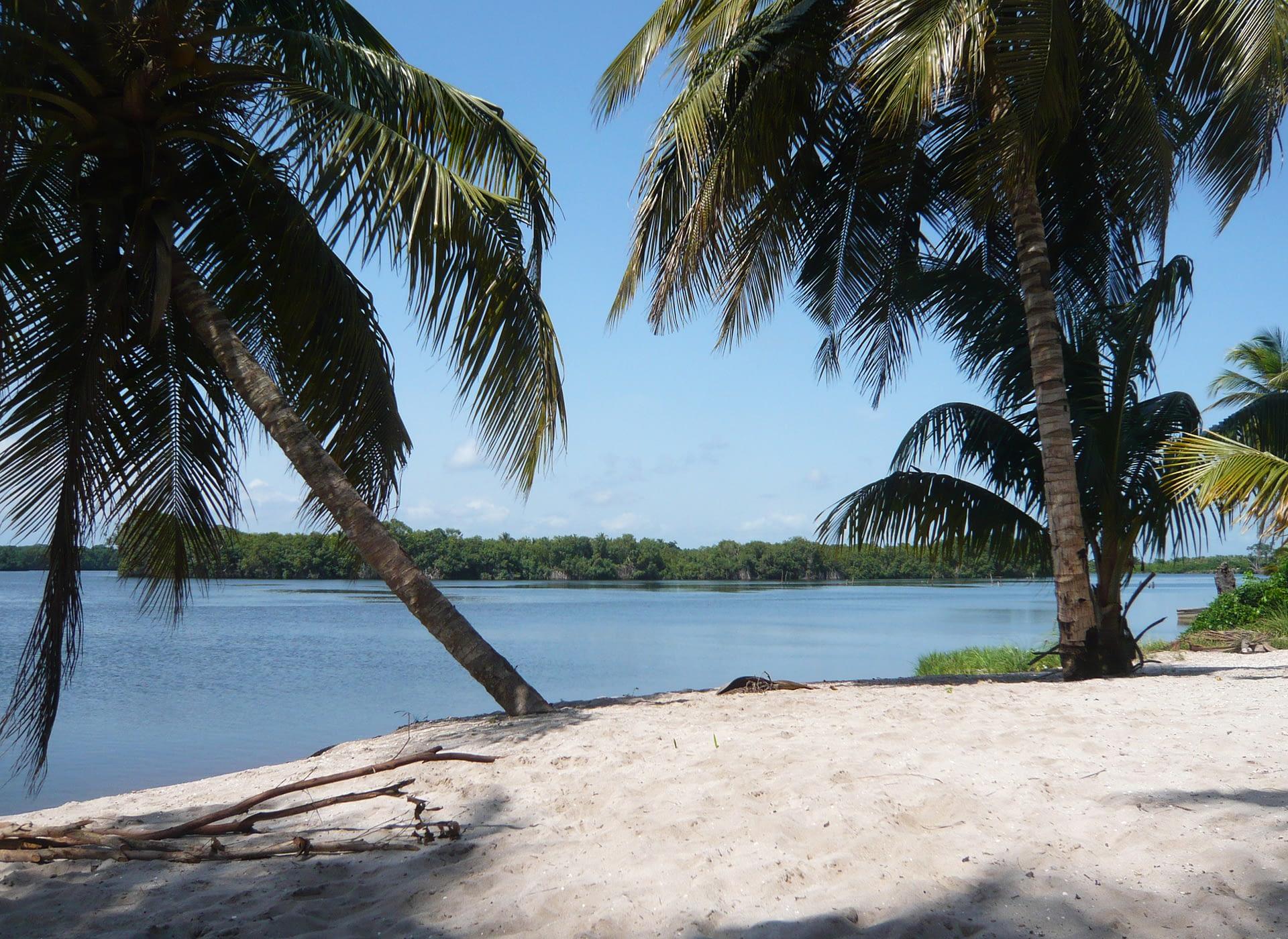 Visite des îles éhotilés