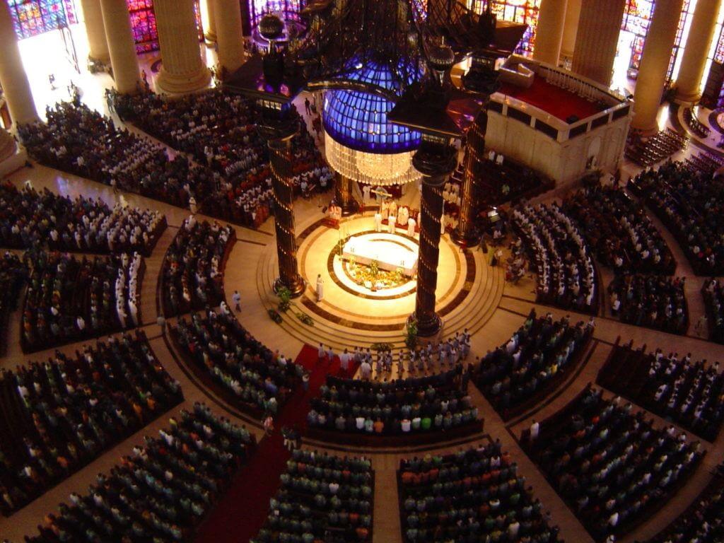 Basilique Notre Dame de la Paix